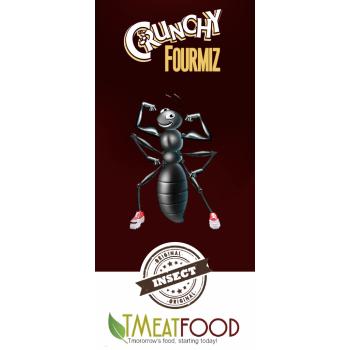 Crunchy Fourmiz (chocolat noir)