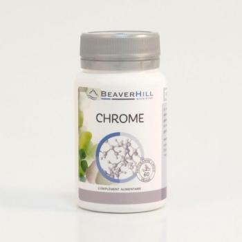 CHROME - 60 gélules / 60 jours