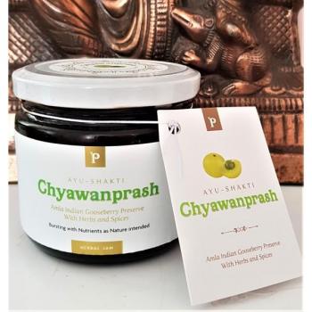 Chyawanprash préparation ayurvédique 400g