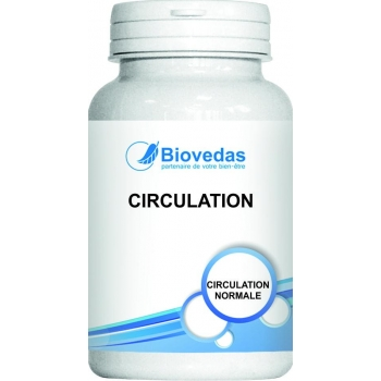 Circulation - Biovedas - 200 gélules