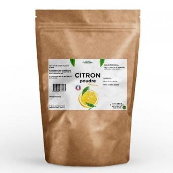 Ecorce de citron en poudre 500g