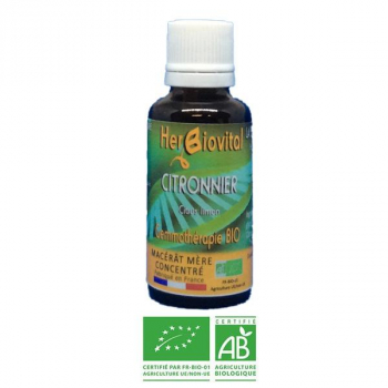 Citronnier-Gemmotherapie-Bio-Herbiovital-Draineur
