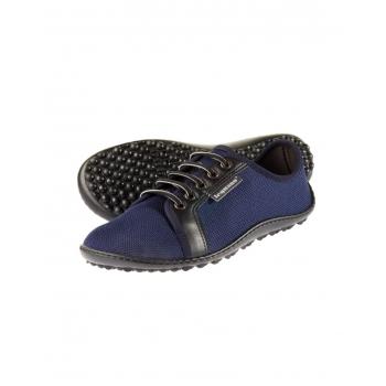 City Bleu, modèle pieds-nus de leguano