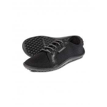 City Noir, modèle pieds-nus de leguano