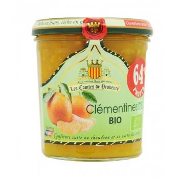 Confiture de Clémentines Bio