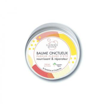 Mini Baume onctueux - Fleurs d'été - 50 ml - Clémence & Vivien