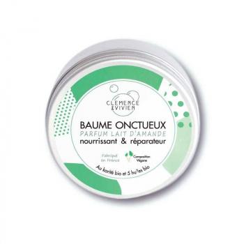Mini Baume onctueux - Lait d'amande - 50 ml - Clémence & Vivien