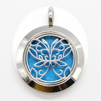 Collier d'Aromathérapie Papillon