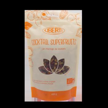 Cocktail superfruits bio 400g