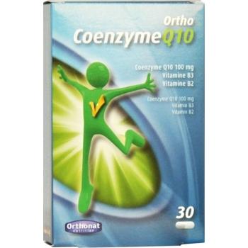 Ortho Coenzyme Q10 - Ubiquinone - Orthonat - 30 gélules