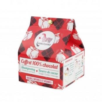 Coffret 100% Chocolat-LAMAZUNA