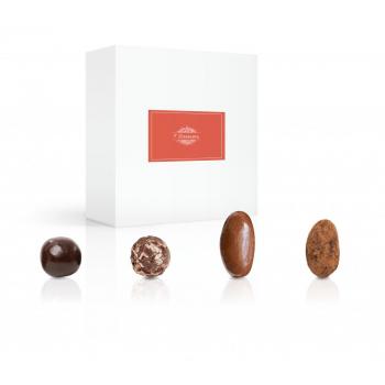 Coffret Chocolat Bio 7 Saveurs