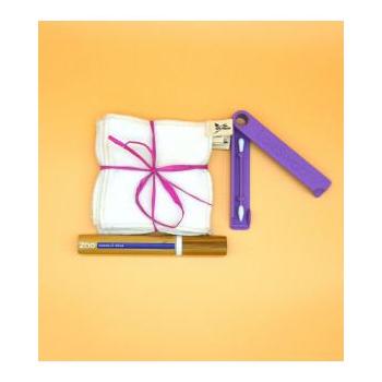 Coffret Maquillage - Box zéro déchet