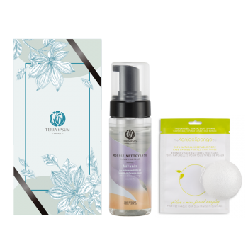 Coffret duo visage Konjac originale