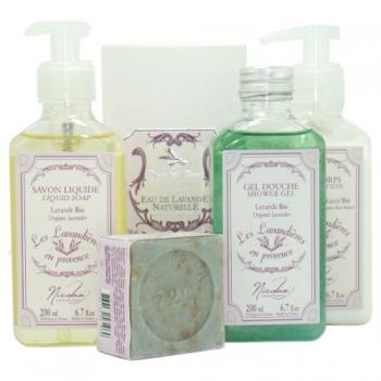 Coffret Parfum & Bain Nicolosi Créations