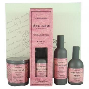 Coffret parfum La Bonne maison - magnolia  - Lothantique
