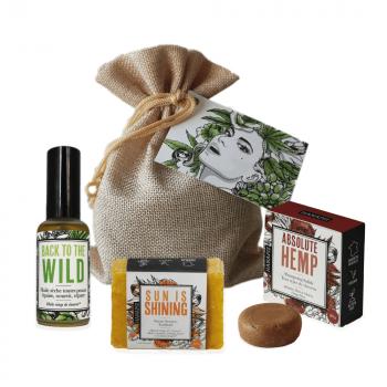 "Coffret cadeau Chanvre - ""Sweet hemp"""