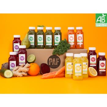 Cure Digestion Jus de Fruits et Légumes BIO