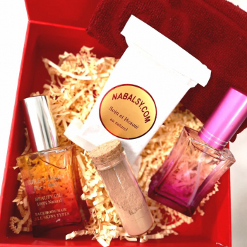 "Coffret "" Belle au naturel """