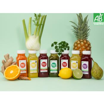 jus de fruits et légumes détox