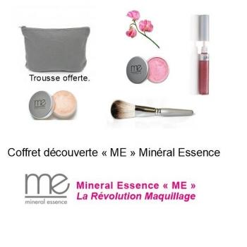 """Coffret découverte maquillage """"ME"""" Minéral Essence"""