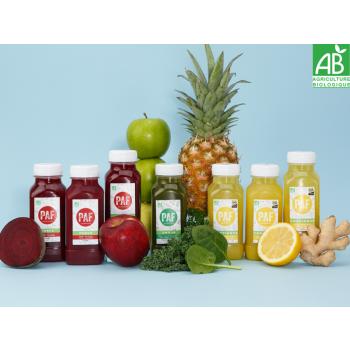 jus de fruits et légumes récupération sport