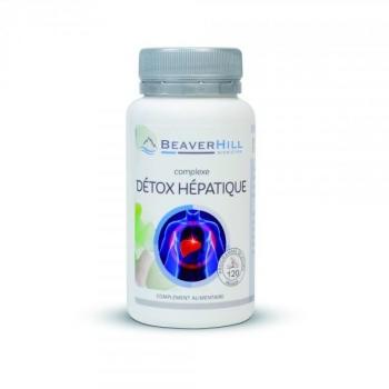 COMPLEXE Détox Hépatique - 120 gélules / 30 jours