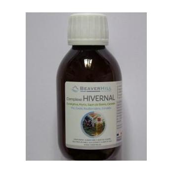 Complexe HIVERNAL (gorge et voies respiratoires) - 150 ml