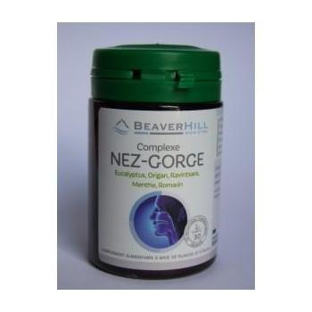 Complexe NEZ et GORGE - 30 gélules -
