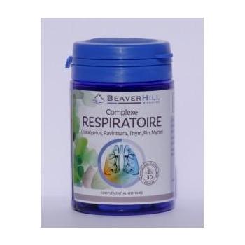 Complexe RESPIRATOIRE - 30 gélules -
