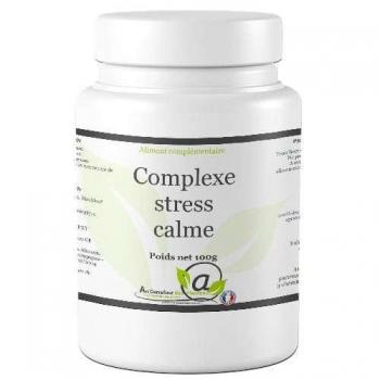 Complexe stress calme bio 100g
