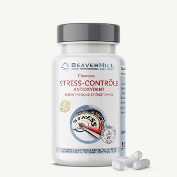 Complexe Stress-Contrôle - Stress psychologique, physique et émotionnel - Anxiété