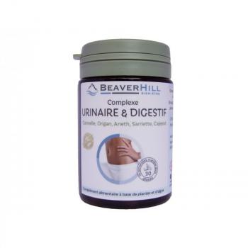 Complexe Urinaire et Digestif - Cannelle, Origan, Aneth, Sarriette, Cajeput