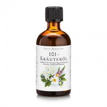 complexe 101 Huiles essentielles de plantes aromatiques et médicinales