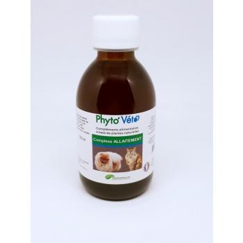 Complexe allaitement chien chat
