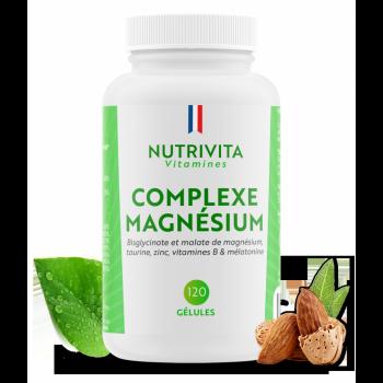 Complexe Magnésium - pot de 120 gélules