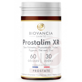 Complexe prostate natureprostate synergie 6 plantes fait en France