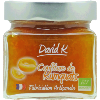 Confiture de Kumquats - 210g