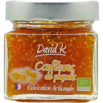 Confiture de physalis - 210g