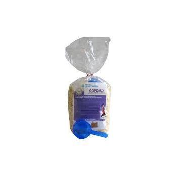 Copeaux de savon de Marseille enrichis au bicarbonate de sodium (Soude) -1 kg -