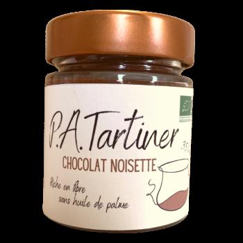 Pâte à tartiner sans huile de palme - P.A.Tartiner - 175 g