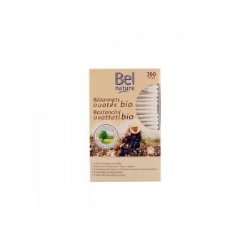 Coton-Tige bio - Boîte de 200 avec tige papier