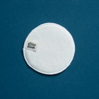 Coton bio démaquillant lavable & réutilisable