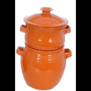 Couscoussier de cuisson - Grand Modèle -6L