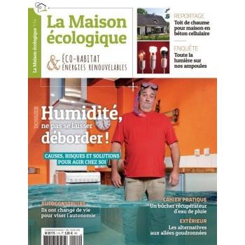 Magazine La Maison écologique n°114