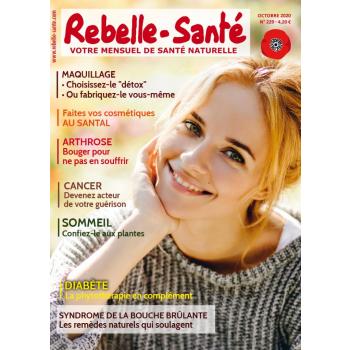 Rebelle-Santé d'octobre