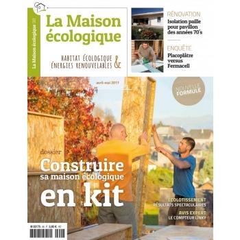 Magazine La Maison écologique n° 98