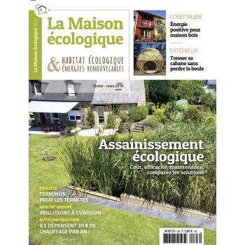 maison écologique 103-Assainissement naturel