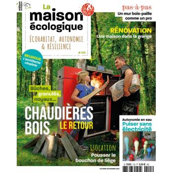Magazine La Maison écologique n° 125