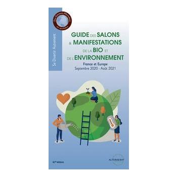 Guide des salons et manifestations de la bio et de l'environnement 2020-2021